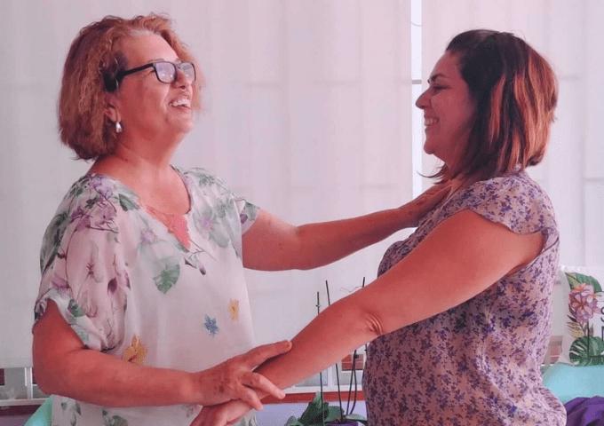 Betsaida Delgado Simón Transformando memorias del ADN